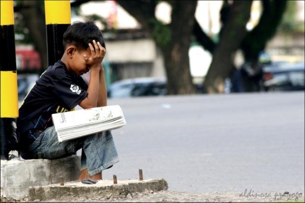 Sajak Bubur Koran - Norman Adi Satria