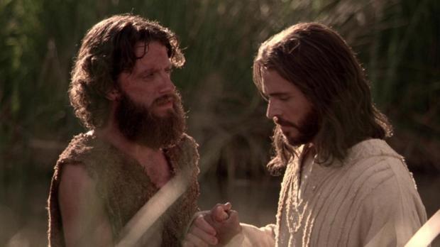 yohanes dan yesus perbincangan tentang pemberontakan