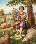 Senandung Daud dan Rumput