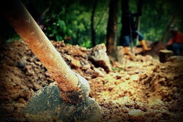 penggali-kubur