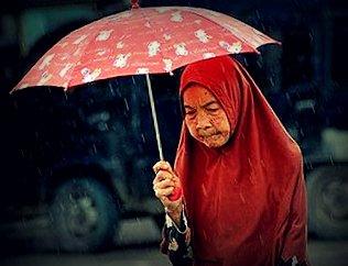 belajar hujan
