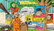 Sajak Caleg di Pohon - Norman AdI Satria