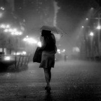 Percakapan Malam Hujan - Puisi Sapardi Djoko Damono