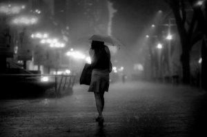 percakapan malam hujan