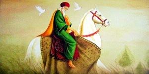 puisi pertemuan dua sufi ajip rosidi