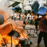Sajak Bulan Mei 1998 di Indonesia - WS Rendra