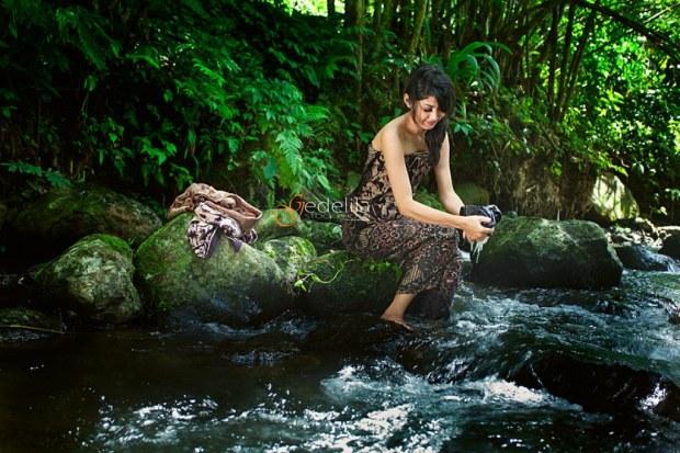 Sungai Tabanan - Puisi Sapardi Djoko Damono
