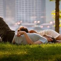 Puisi Cinta: Taman - Chairil Anwar