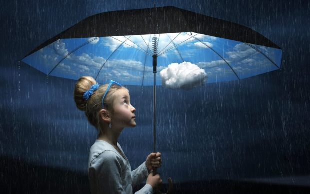 Umbrella Girl - Sujiwo Tejo
