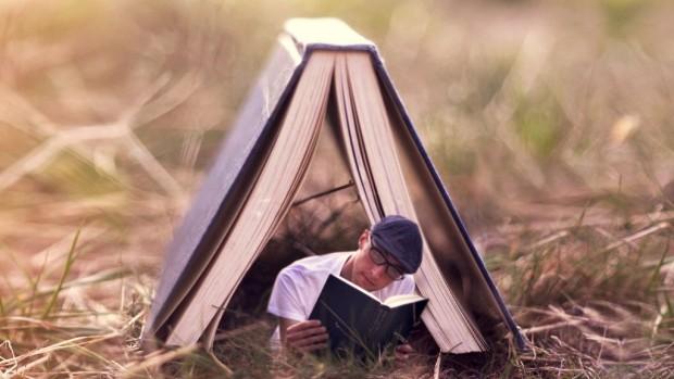 Penyair dan Pembaca - Puisi Norman Adi Satria