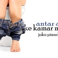 Antar Aku ke Kamar Mandi - Puisi Joko Pinurbo