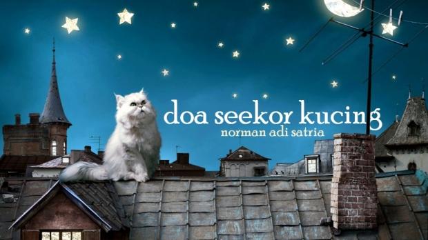 Doa Seekor Kucing - Puisi Norman Adi Satria