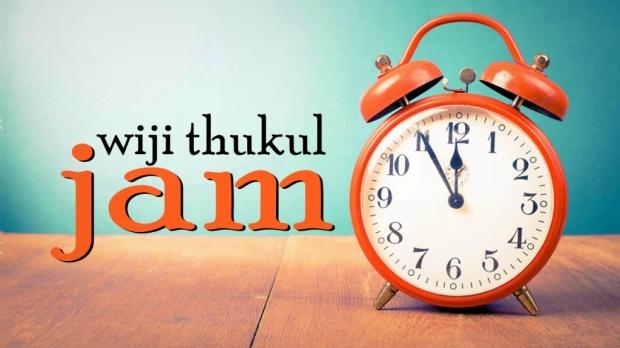 Jam - Puisi Wiji Thukul