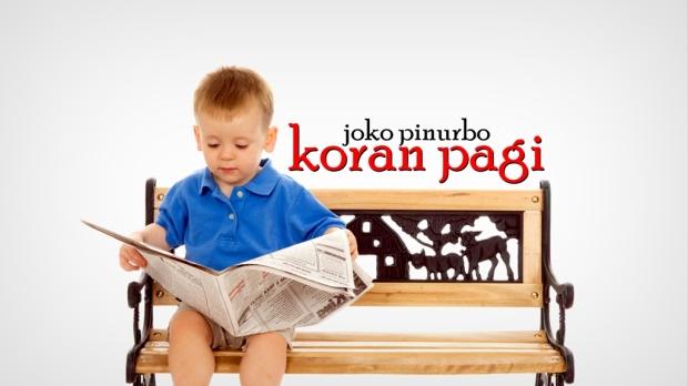 Koran Pagi - Puisi Joko Pinurbo