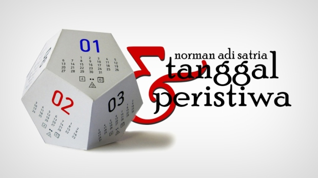 Tanggal dan Peristiwa - Puisi Norman Adi Satria