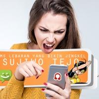 Cerpen Sujiwo Tejo: SMS Lebaran yang Bikin Jengkel