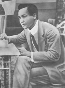 Foto Soekarno Muda 1922 - normantis
