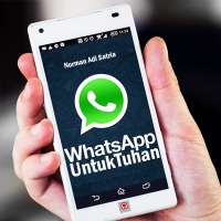 Whatsapp untuk Tuhan - Puisi Norman Adi Satria