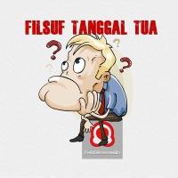 Filsuf Tanggal Tua - Puisi Norman Adi Satria